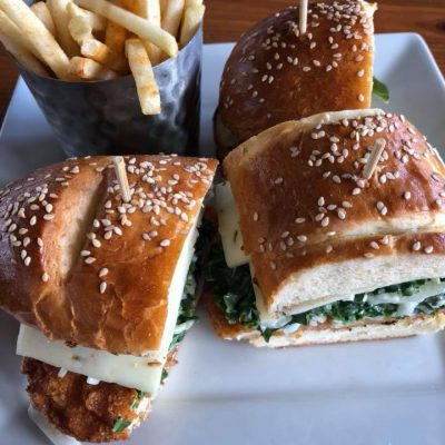 Crispy Chicken Sandwitch