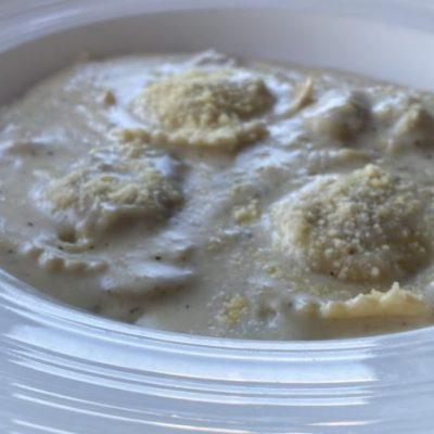 Veal Ossobuco Ravioli